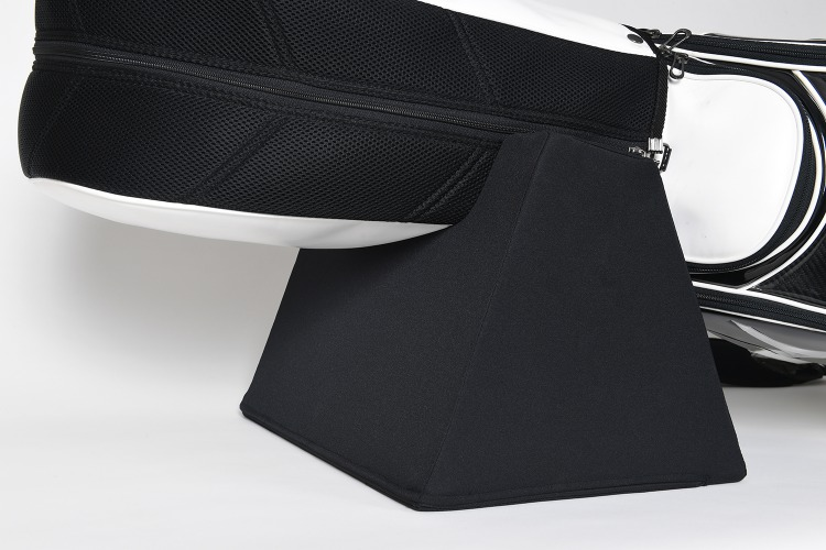 キャディーバッグスタンドマット ゴルフバッグ ゴルフ用品 ティー 対応メーカー:キャロウェイ テーラーメイド タイトリスト ミズノ