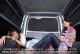 ■高品質の日本製!クロスビー MN71S系 カーテンいらず遮光防水プライバシーサンシェード リア用 車中泊 仮眠 盗難防止 燃費向上 車内の授乳も安心!車中泊グッズ アウトドア 02P09Jan16 紫外線 日除け エアコン効率 カスタムパーツ 内装ドレスアップ