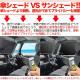 ■高品質の日本製!スペーシア スペーシアカスタム MK32S MK42S カーテンいらず遮光防水プライバシーサンシェード リア用 車中泊 仮眠 盗難防止 燃費向上 車内の授乳も安心!車中泊グッズ アウトドア P20Feb16 紫外線 日除け エアコン効率 カスタムパーツ 内装ドレスアップ