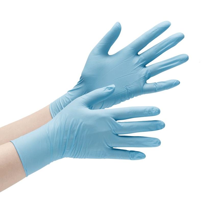 ゴム手袋ベルテ728 サイズM(100枚/50組)