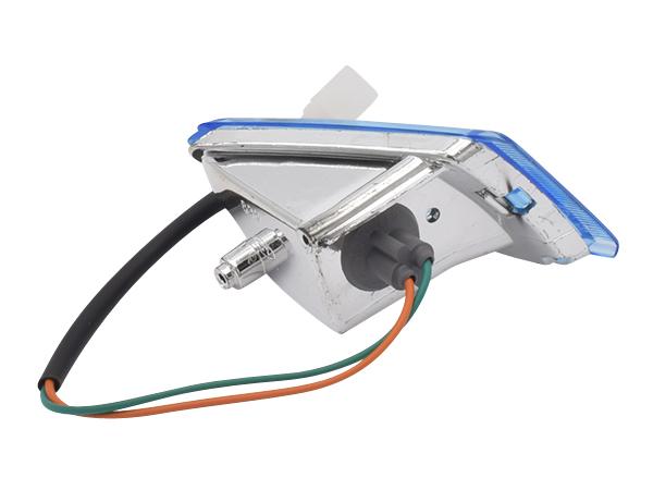 ディオ AF17 AF18 前期 社外品 ヘッドライトユニット ヘッドライト本体 ウインカーセット DIO