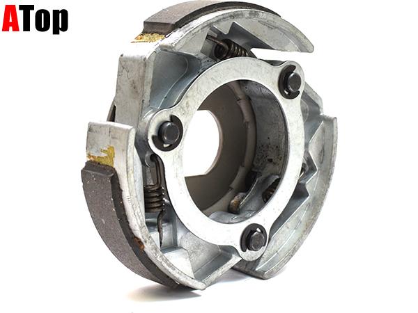 マグザム250 CP250 グランドマジェスティ250 補修用クラッチシュー 5VG-16620-00互換