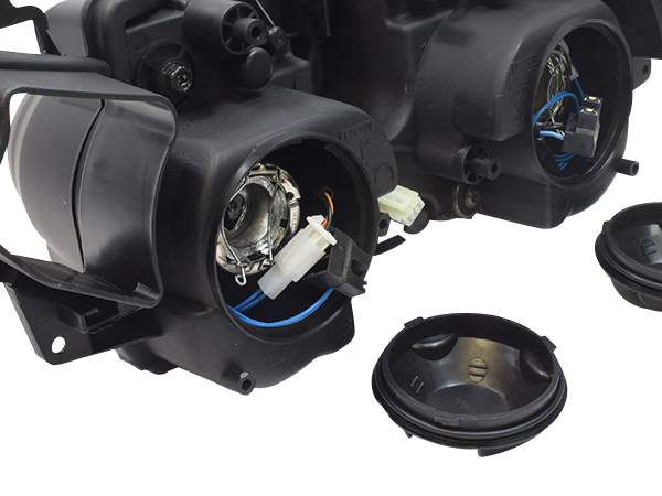 YZF-R1 09〜11 社外品 ヘッドライトユニット