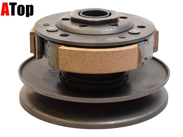 リード90 補修用クラッチシュー トルクカム セット HF05 ジョーカー90 ブロード90 キャビーナ90 HF09
