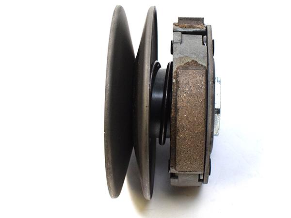 BW'S100 4VP SB021 グランドアクシス100 SB01J SB06J 補修用クラッチシュー トルクカム クラッチアウター フルセット