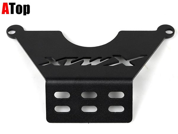 XMAX250 アクセサリープレート スマホホルダー ナビ取り付けに便利 マルチプレート