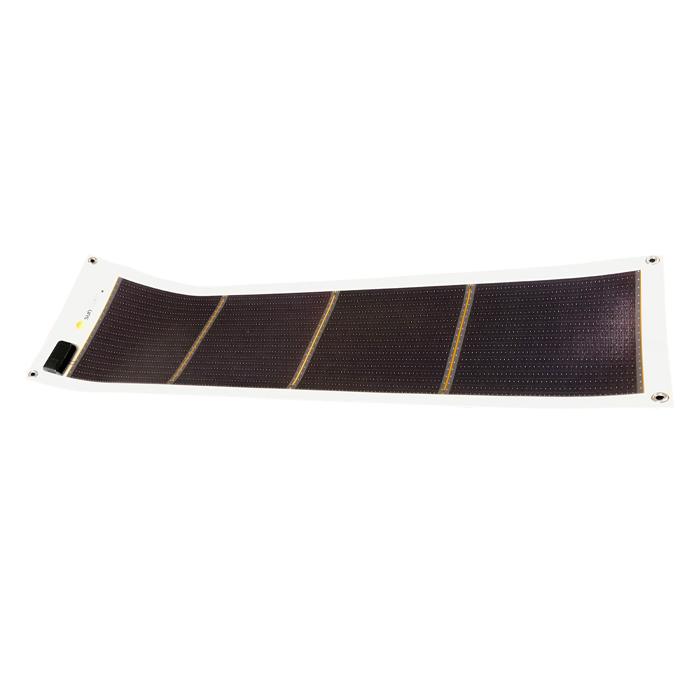 太陽電池シートSunSoaker USBポート充電 3種類充電ケーブル付きセット【日本製 防災グッズ 防災セット ソーラー発電 携帯スマホ充電 太陽光発電 ソーラー電池】