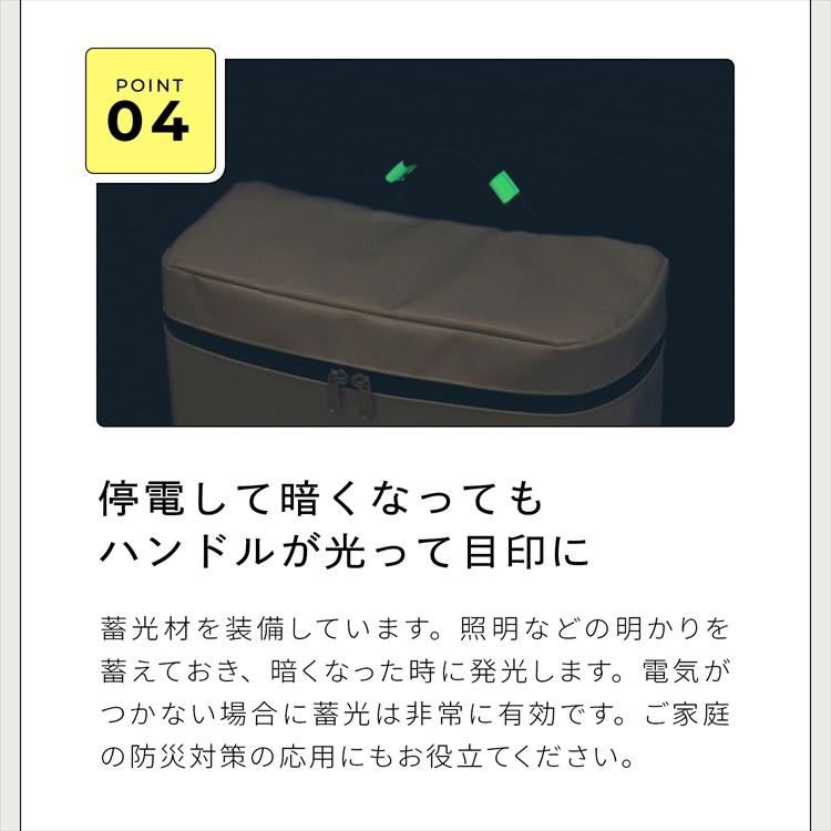 防災セット ラピタ プレミアム 1人用 【w】 おしゃれで高機能な防水リュックを採用 テレビCM放送中