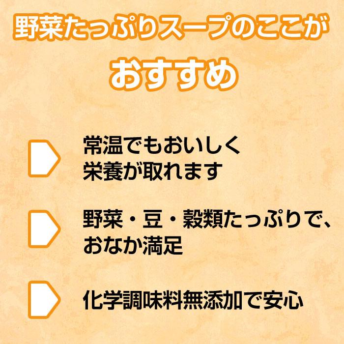 カゴメ 野菜たっぷりスープ トマトのスープ 1パック 160g)