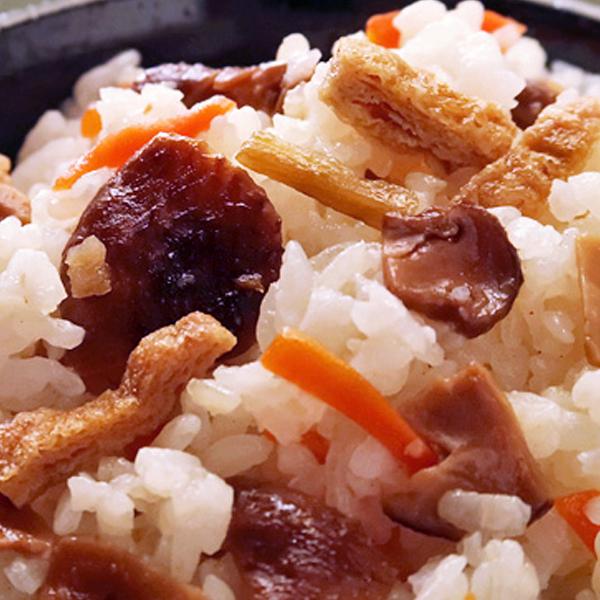尾西食品 水でも作れるアルファ米 松茸ごはん 1食分/100g(賞味期限5年)出来上がり260g 国産米100%