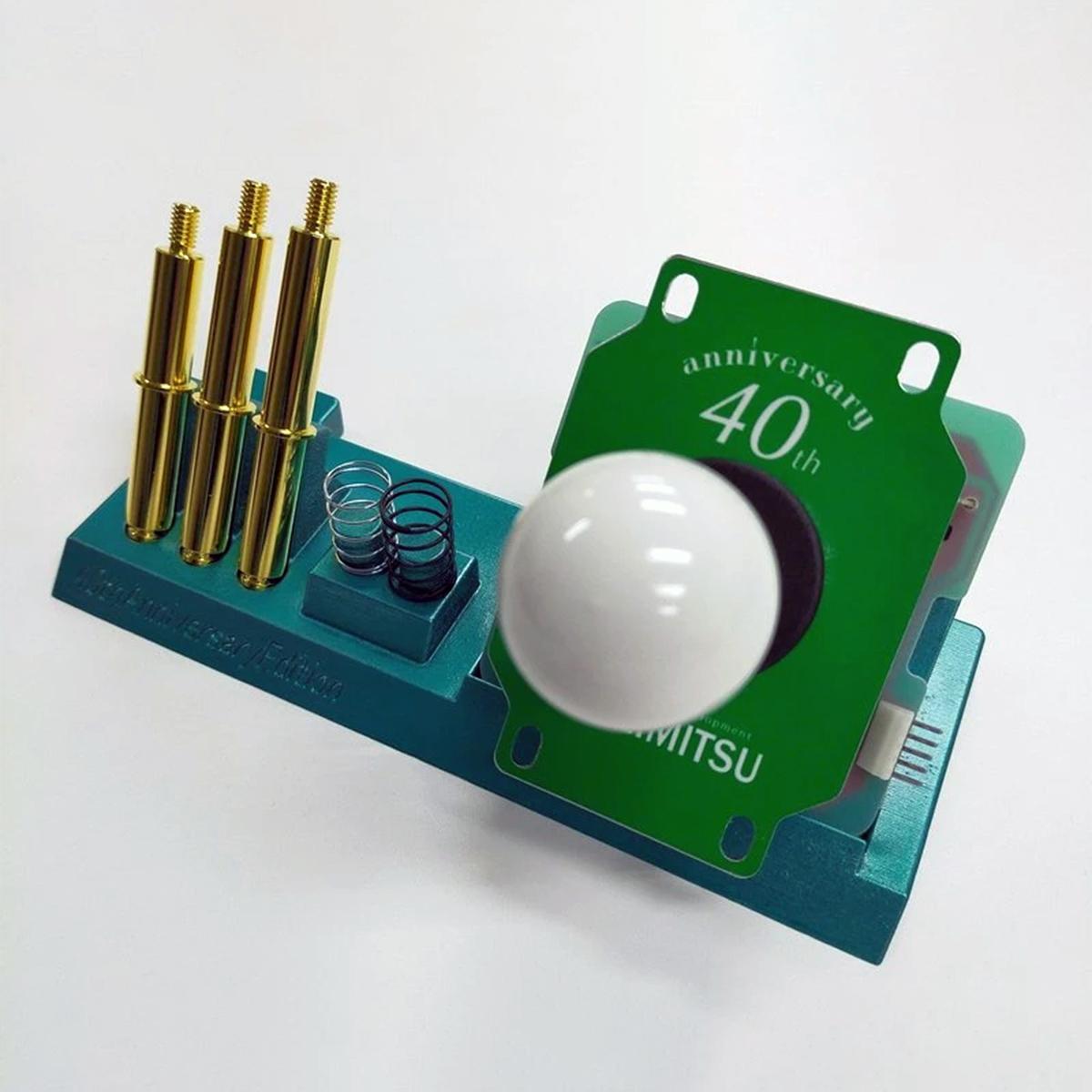 セイミツ工業 LS-32-01 40thアニバーサリーモデル 基盤タイプジョイスティックレバー