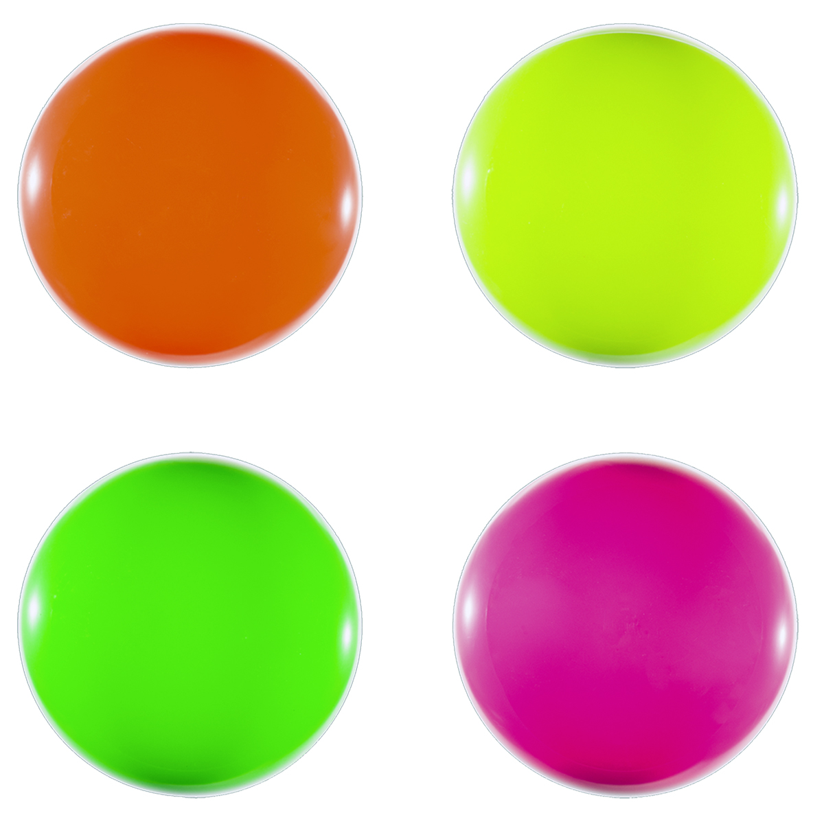 セイミツ工業 LB-35 レバーボール 蛍光色