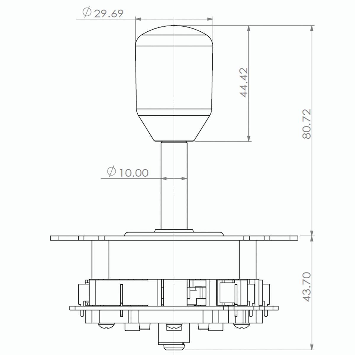 セイミツ工業 LSX-NOBI-01-PRO ノビ氏監修プロモデル