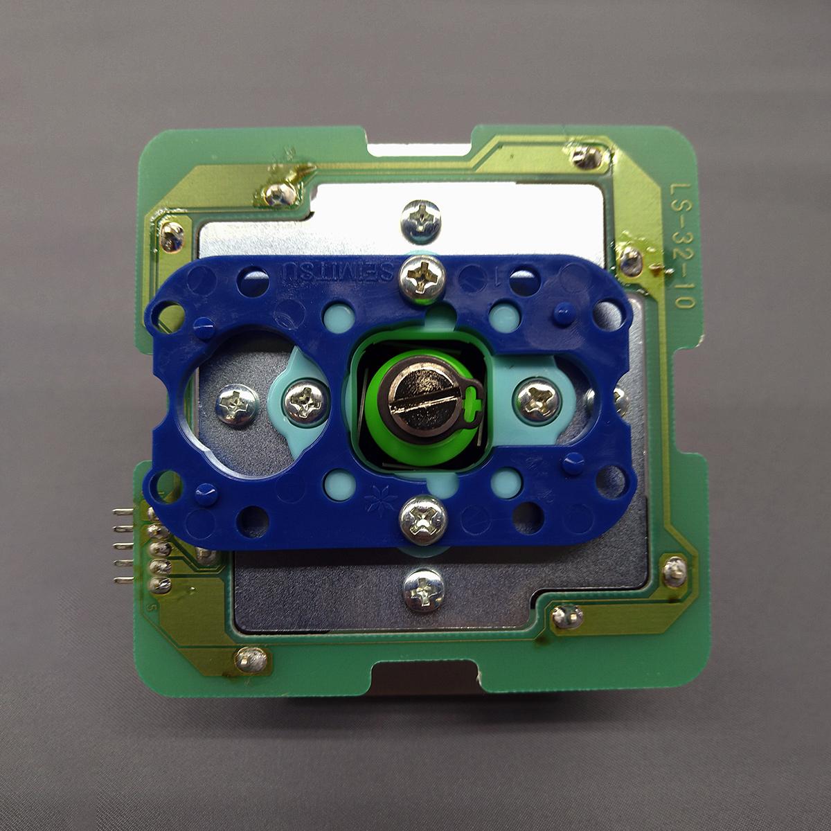 LS-32-01-MS 基盤タイプジョイスティックレバー(シャフトカバー無し)