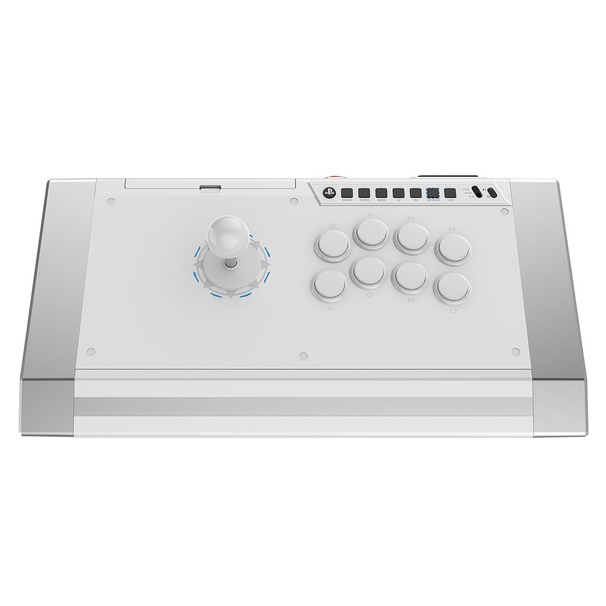 Qanba Pearl(パール)アーケード ジョイスティック (PlayStation®4 / PlayStation®3 / PC)