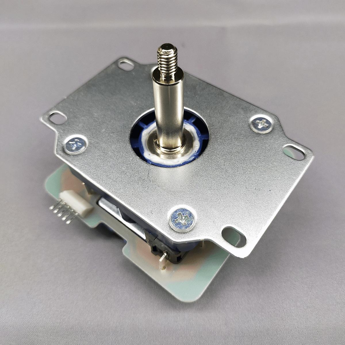 セイミツ工業 LS-32-01-SUS(メタル軸受仕様) 基盤タイプジョイスティックレバー