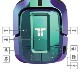 【MadCatzセール】 TRITTON  スウォーム ワイヤレス モバイル ヘッドセット (3.5mm3極ピンク&グリーン/3.5mm4極ステレオミニ端子接続にも対応)