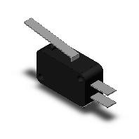 オムロン マイクロスイッチ 小形基本スイッチ 【V】