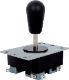 IST 韓国レバー Alpha アルファレバー 47C (テンション32) ブラック (ケーブル付き)