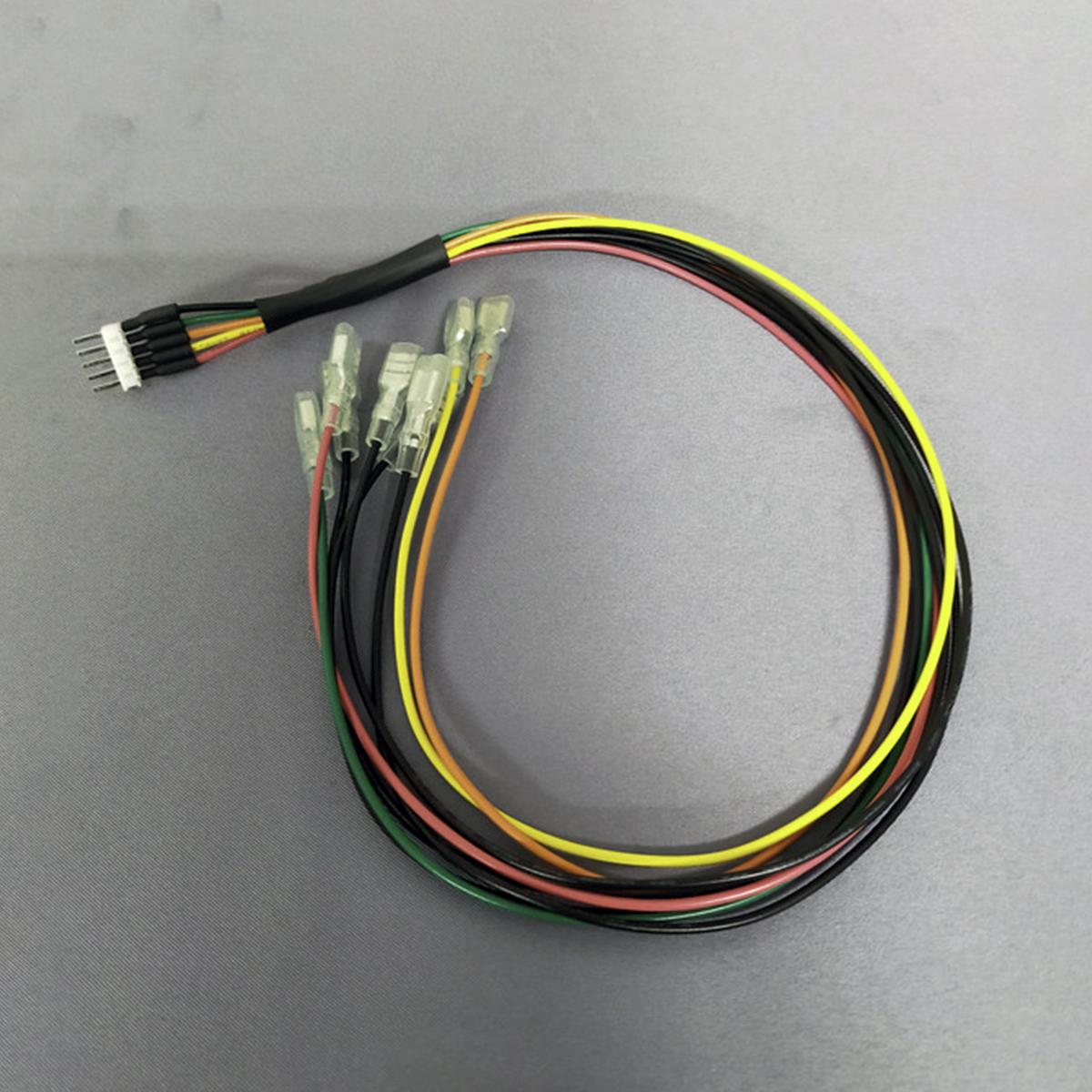 セイミツ工業 変換ハーネス(ファストン端子・静音タイプ用)単品部品