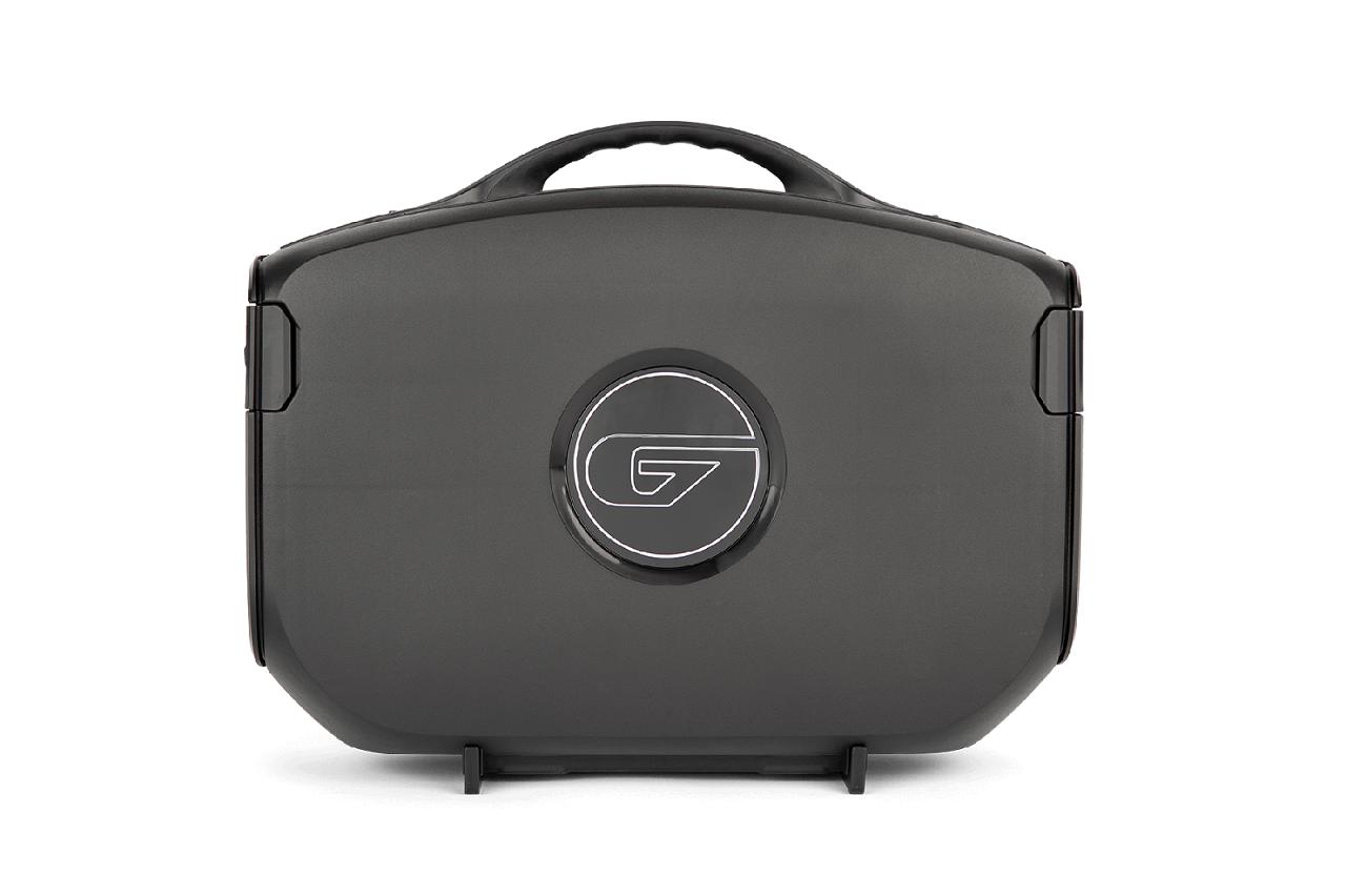 GAEMS ゲームス G190 バンガード ポータブル ゲーミングモニター TVゲーム機と一緒に持ち運んで、移動先で簡単にゲームが楽しめる 19インチ HD対応 720p EL-LED ディスプレイ ステレオスピーカー付