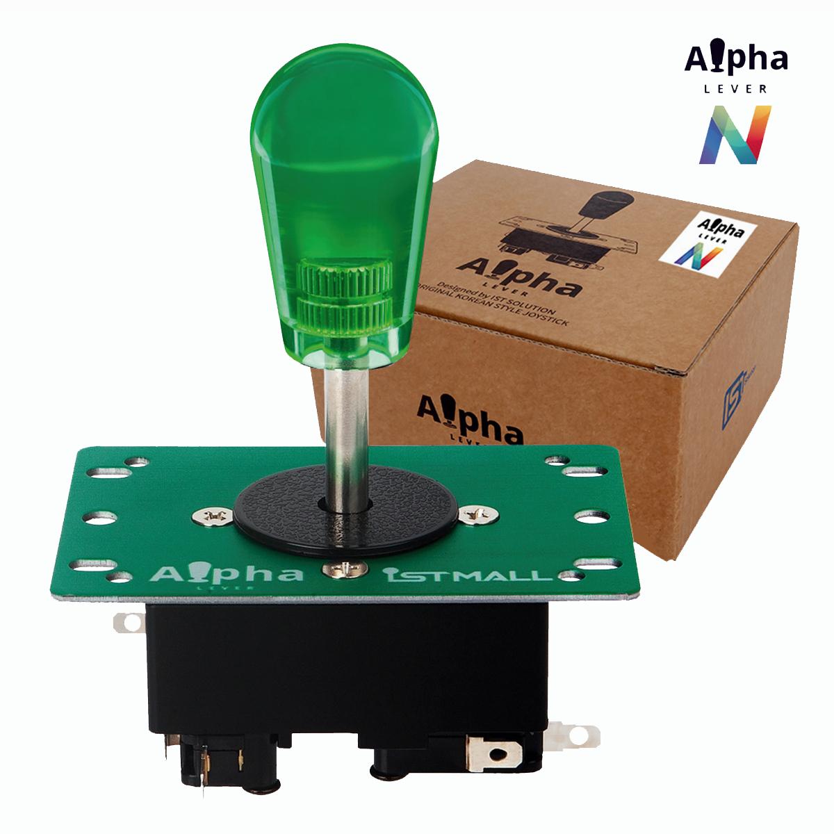 IST 韓国レバー Alpha Lever N アルファレバー N (ケーブル付き)