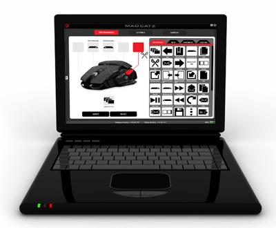 【Mad Catzセール】 Office RATm ワイヤレス コンパクトモバイルマウス マルチプラットホーム(Win/Android)対応モバイルマウス