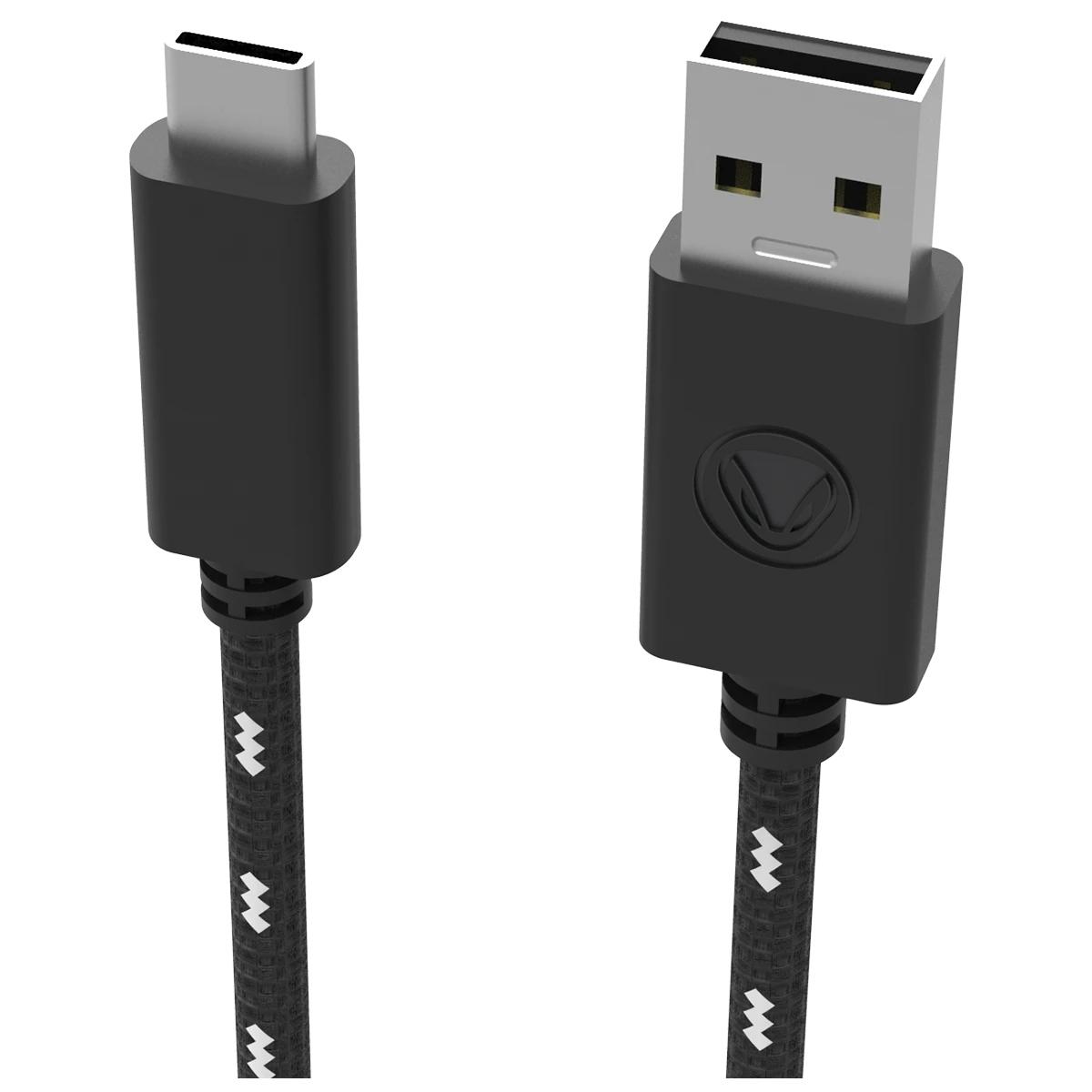SnakeByte SONY PS5 USBケーブル CHARGE:CABLE 5™(3M)チャージ:ケーブル 5 最新ゲーム機対応のUSBケーブル