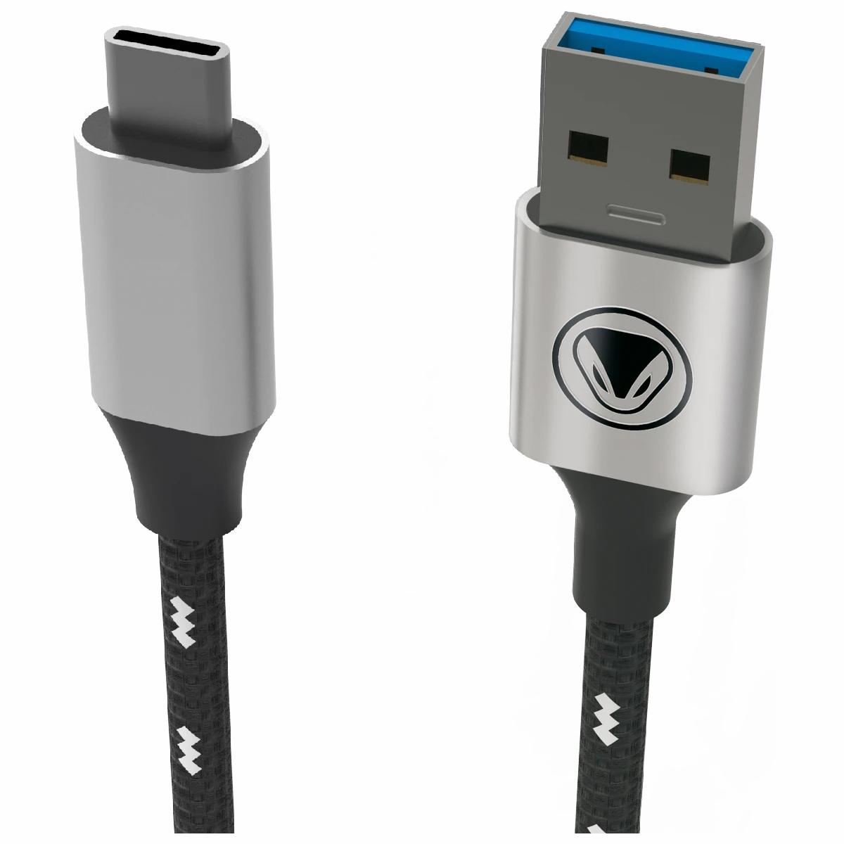 SnakeByte SONY PS5 USBケーブル CHARGE&DATA:CABLE 5™(2M) チャージアンドデータ:ケーブル 5 USB3.2対応の超高速データ通信ケーブル