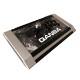 Qanba Obsidian (オブシディアン) アーケード ジョイスティック用 Type-N キット (クリアパネル & メタルプレートキット)