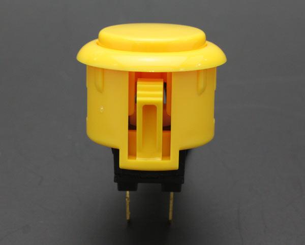 三和電子 ハメ込み式押しボタン24φ (スタート・セレクトボタンサイズ)【OBSF-24】
