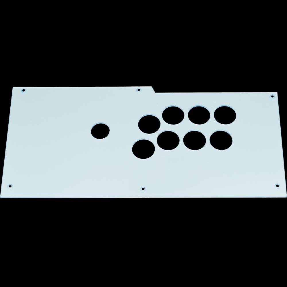 Qanba Obsidian/Pearl (オブシディアン/パール) アーケードジョイスティック用 クリアパネル