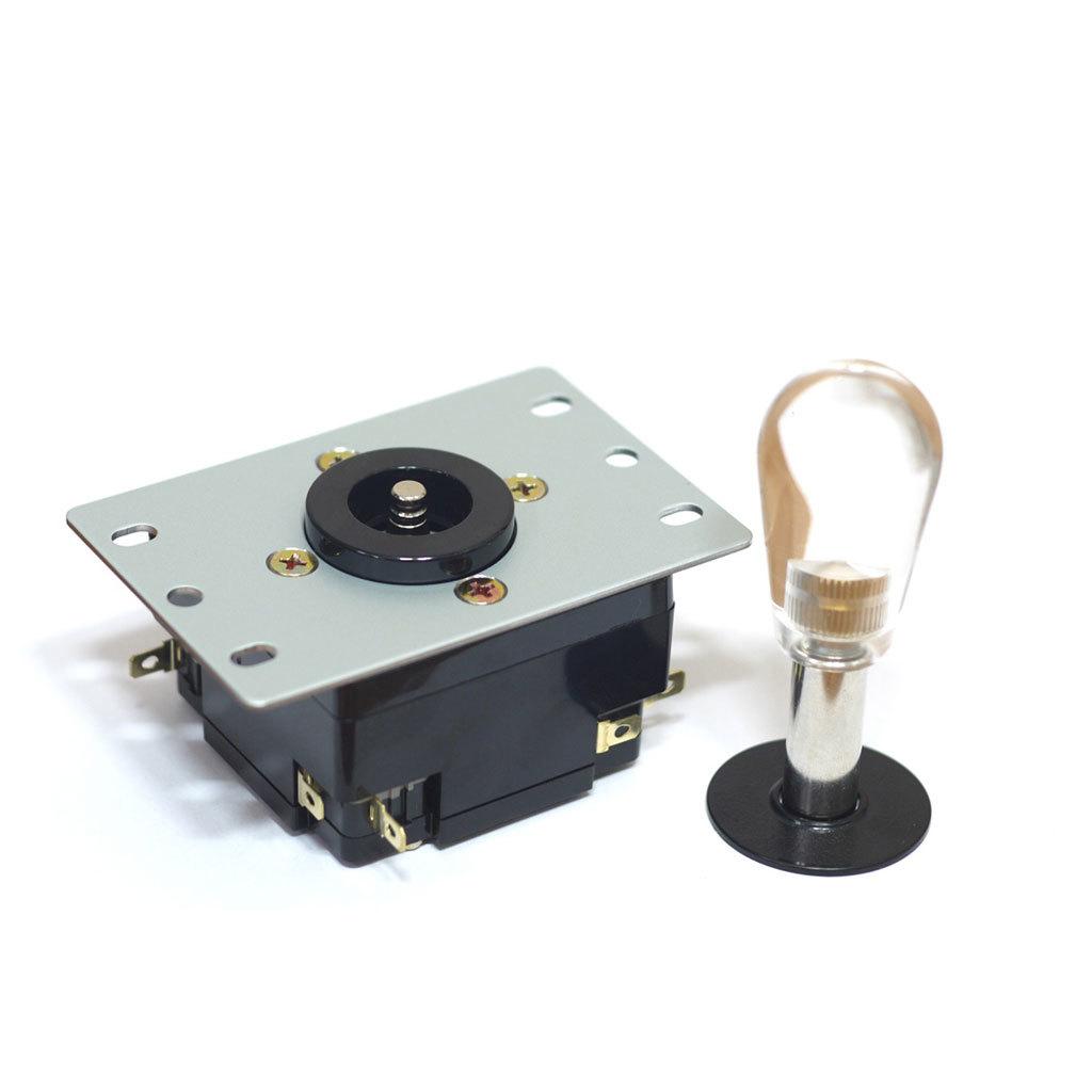 【着脱式】CROWN/Samducksa 韓国レバー SDL-301-DX-QR (Infiltration ver.) シグネチャーモデル [クイックリリースタイプ] クリアホワイト(ケーブル付き)