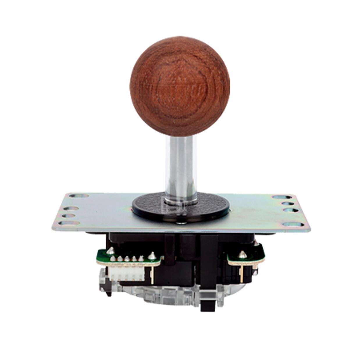 CROWN ウッド ボールトップ/バットトップ 三和製を始め多くのレバーに取付可能