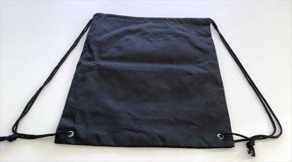 EVO ジッパー付き 巾着バッグ