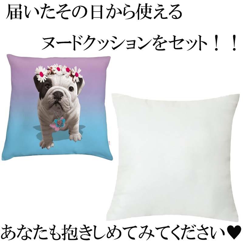 teo jasmin/テオジャスマン TEO Cushion クッション60×60 ヌードクッション付き!