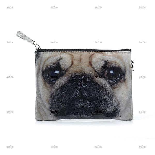 【Catseye】 キャッツアイ Pug   Flat Bag