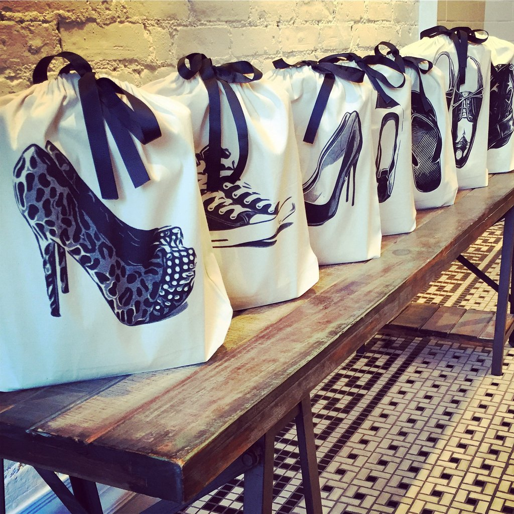 bag-allバッグオール オーガナイジングバッグ Leopard Pumps 収納袋 収納バッグ