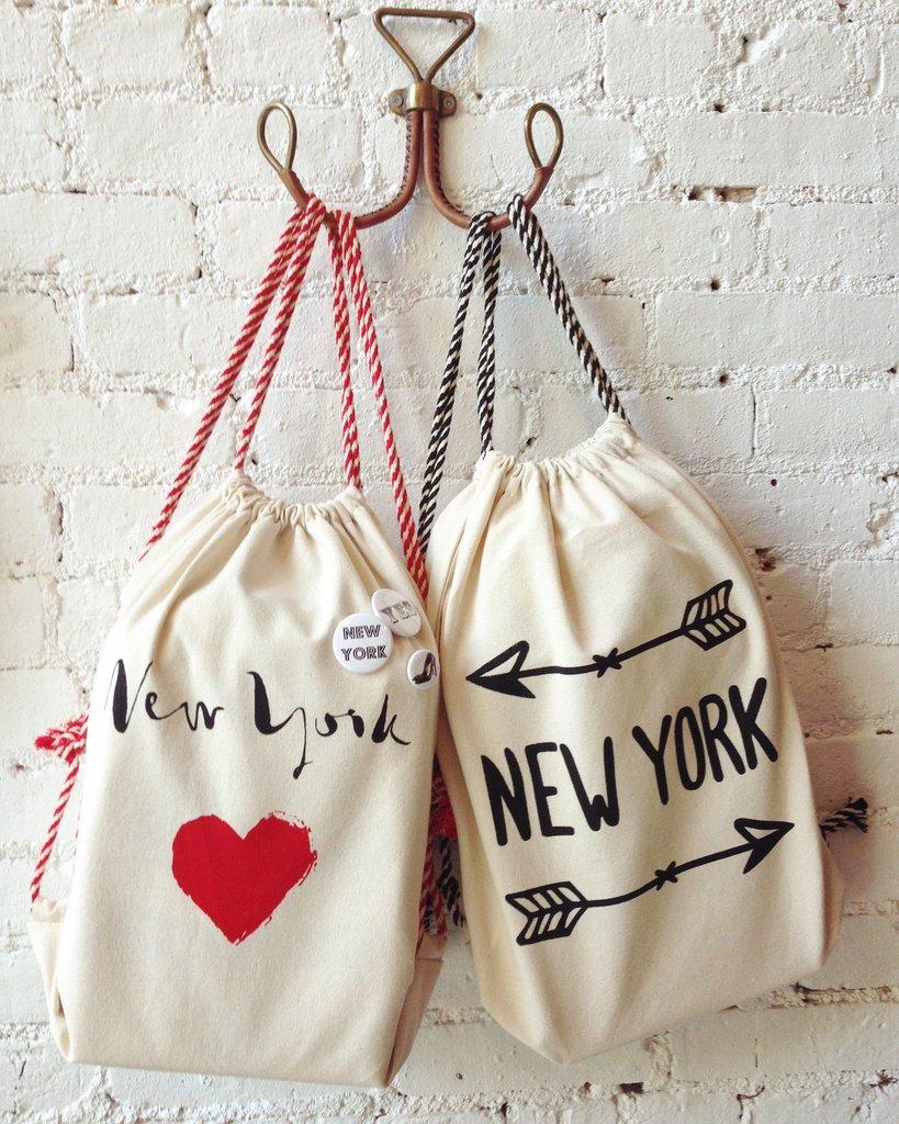 bag-allバッグオール New York Heart Backpack バックパック リュック