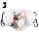 猫柄マスク 洗える ねこ柄 ネコ柄 マスク おしゃれ かわいい