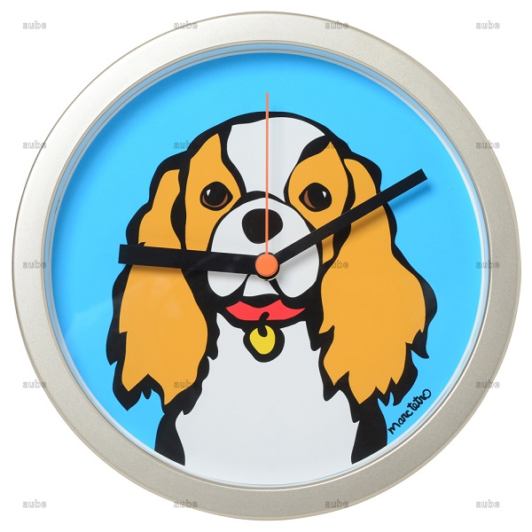 【Marc Tetro】  キャバリア Clock-10inch