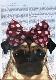 Pug Princess  グリーティングカード