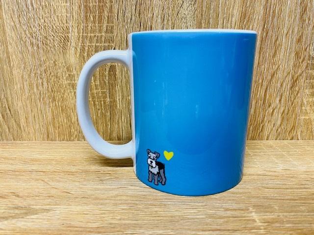 マグカップ マークテトロ シュナウザー