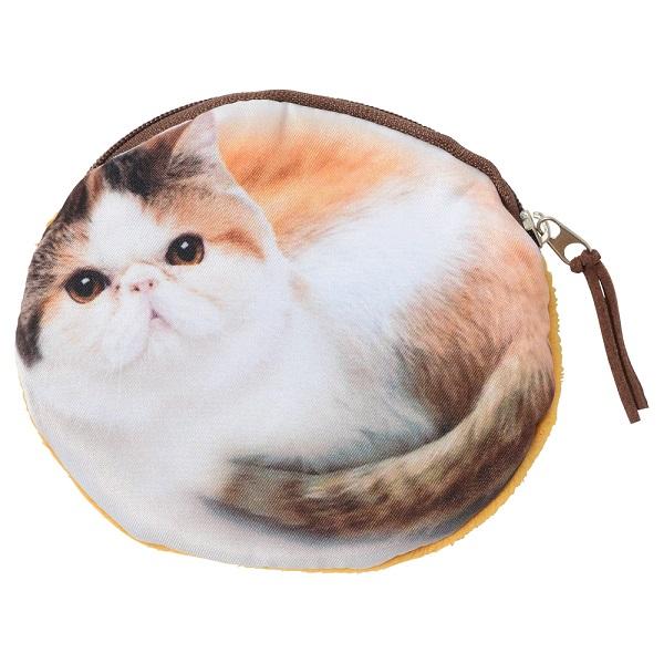 猫 アンティーク調マルチトレー Smart ※選べるネコのポーチ付き