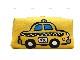 【Marc Tetro】 マークテトロ Small Cosmetic Bag  イエローキャブ タクシー スモールポーチ