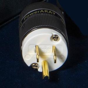 THE CHORD COMPANY PowerARAY/3P(3P電源専用・1個) グラウンドアレイ 電源用ノイズポンププラグ
