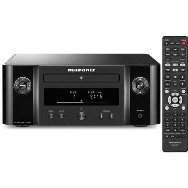 【納期情報:納期未定】marantz M-CR612-B(ブラック) Wi-Fi 対応ネットワーク CD レシーバー マランツ MCR612 ★