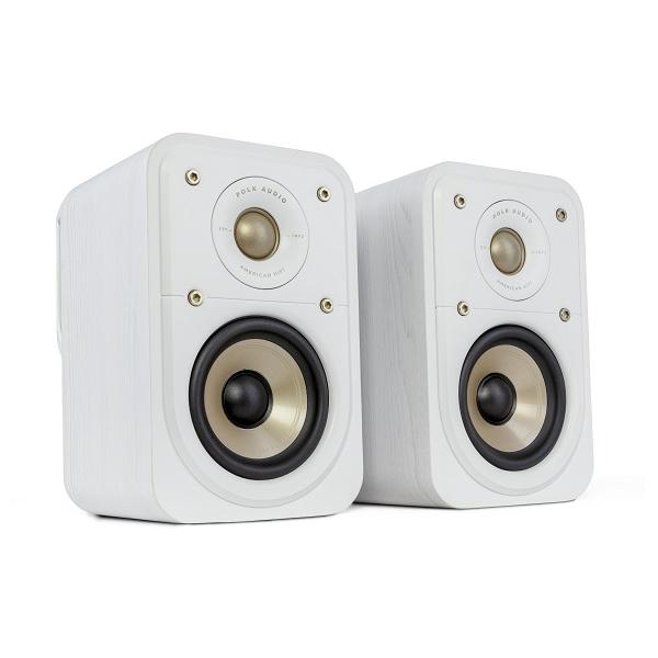 Polk Audio ES10WHT(ホワイト・2本1組) スピーカー Signature Eliteシリーズ