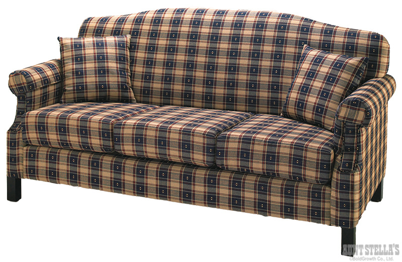 Sofa 3 Seater/Navy ソファ(3人掛け/ネイビー)