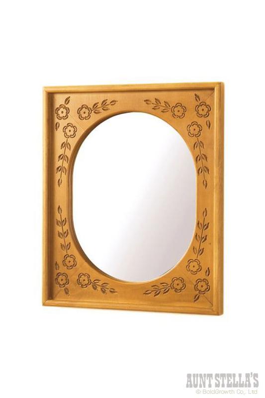 Oval Mirror オーバルミラー